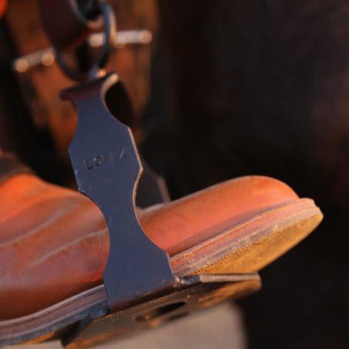 Steigbügel Brüniert Pferd