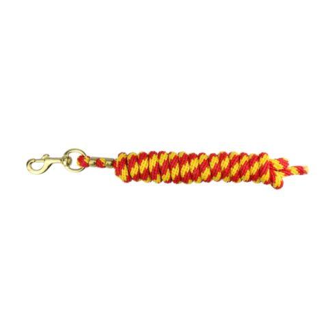 Führstrick in spanischen Farben aus Nylon Picadera