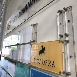 Logo bei Picadera