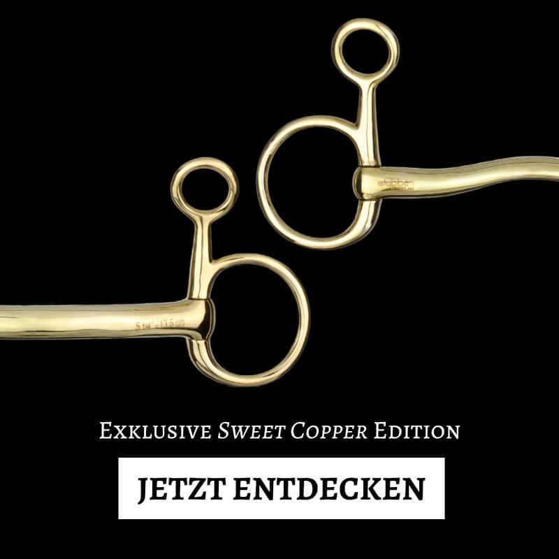 Baucher-Gebiss-Gold-Sweet-Copper-Stuebben-Mobile